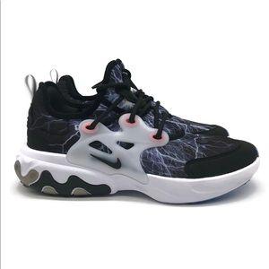 Nike React Presto (GS) Black White Youth Sizes